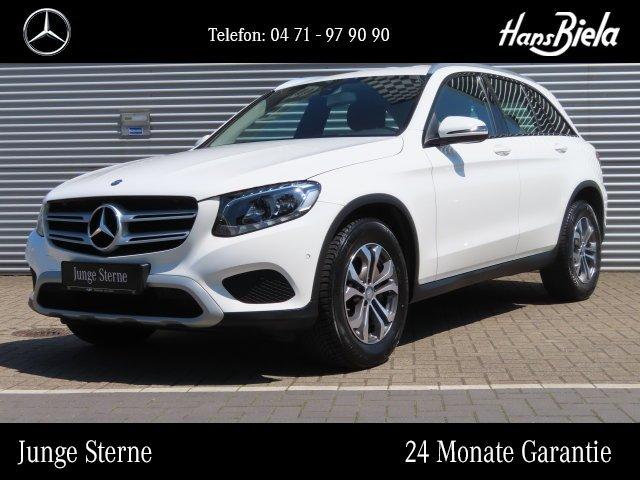 Mercedes-Benz GLC 220 d 4M LMR17''/Nav/PTS/SH/Parktronic/Sitzh, Jahr 2016, Diesel