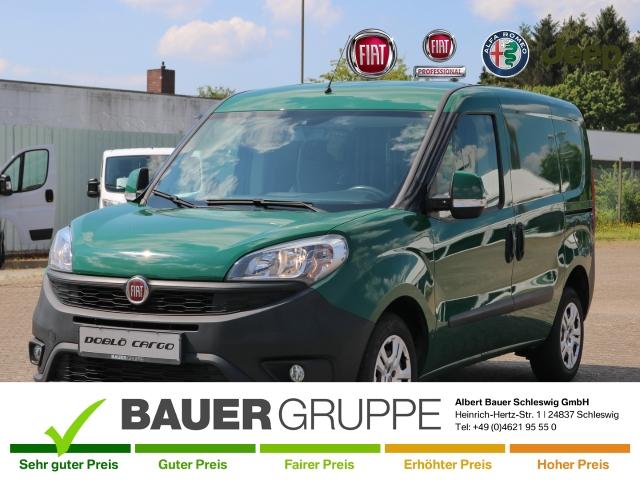 Fiat Doblo Kasten 1,3 SX Multijet Klima, Flex-Trennwand, 2xSchiebetür, Jahr 2015, Diesel