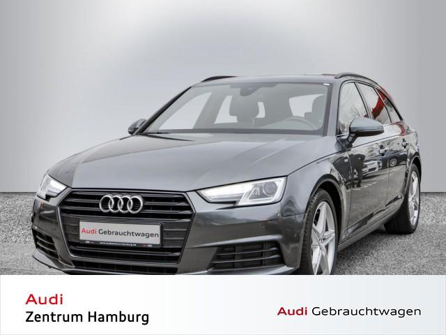 Audi A4 Avant 2.0 TDI sport 6-Gang S LINE NAVI-PLUS, Jahr 2017, Diesel