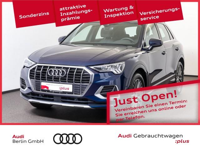 Audi Q3 advanced 45 TFSI qu.S tr. LED NAVI PANO STDHZ, Jahr 2020, Benzin