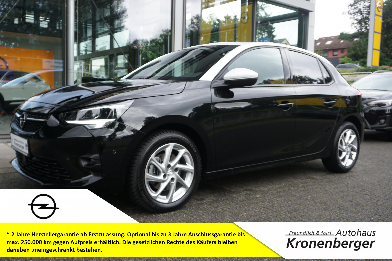 Opel Corsa F 1.2 GS Line Park & Go, Jahr 2020, Benzin