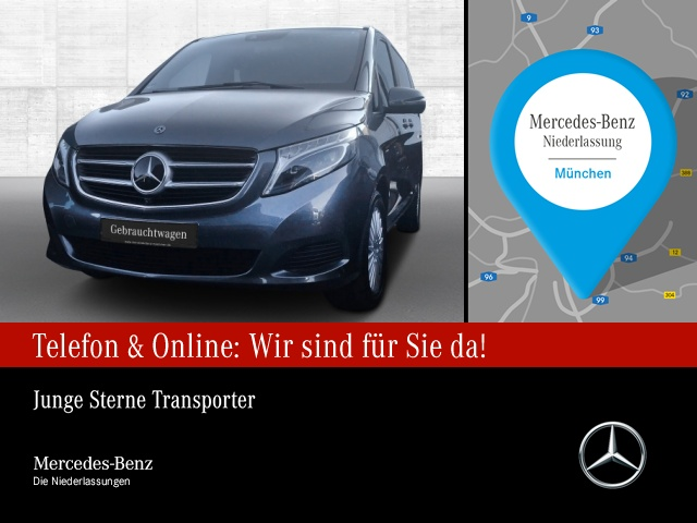 Mercedes-Benz V 250 BlueTEC 4MATIC AVANTGARDE EDITION Kompakt, Jahr 2017, Diesel
