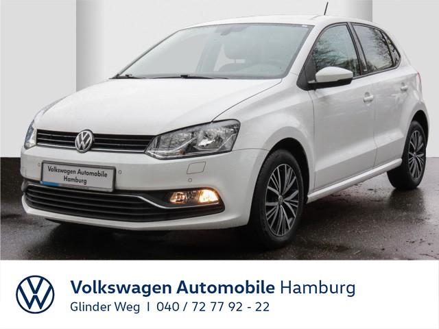 Volkswagen Polo 1.0 BMT Allstar, Jahr 2016, Benzin