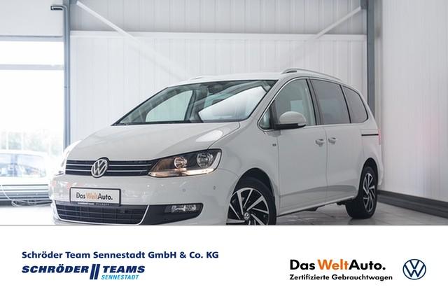 "Volkswagen Sharan 2.0 TDI 4 Motion ""Join"" Allrad,Standheizung,Kamera,Navi,, Jahr 2018, diesel"