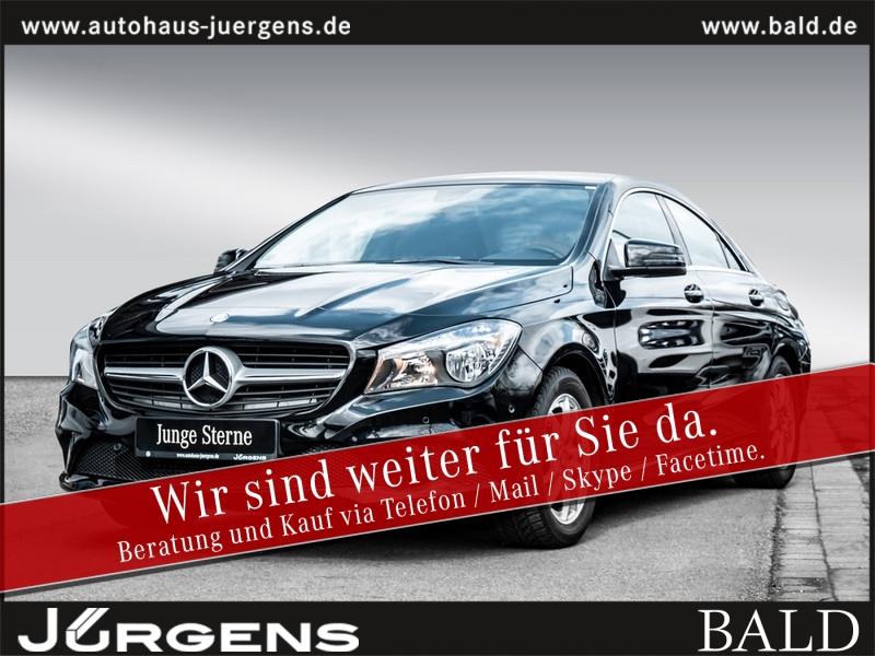 Mercedes-Benz CLA 180 Coupé Park-Pilot/Sitzheizung/AHK/16', Jahr 2013, Benzin