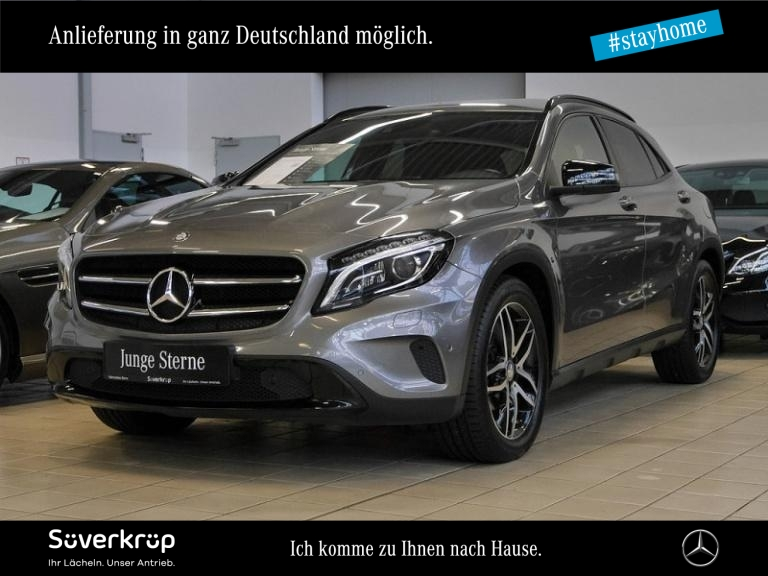 Mercedes-Benz GLA 220 CDI 4M Urban Harman/EUR6/Night/LED, Jahr 2014, Diesel