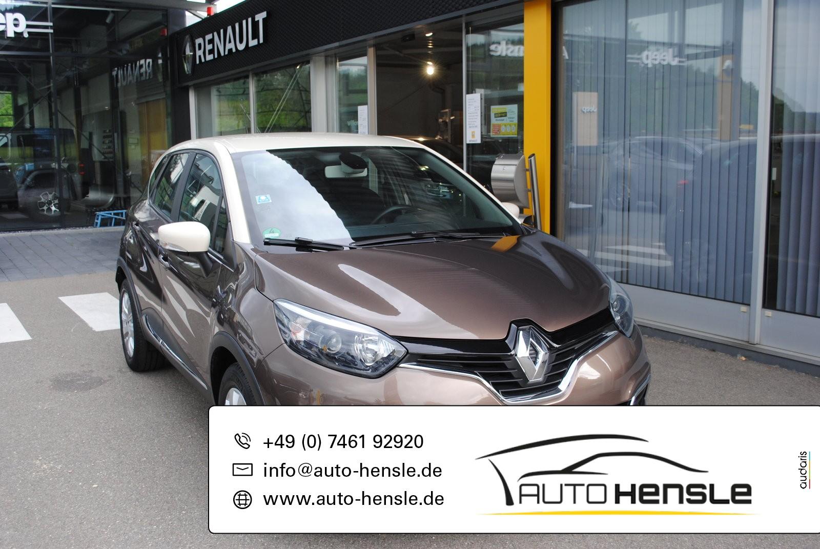 Renault Captur Dynamique, Jahr 2015, Benzin