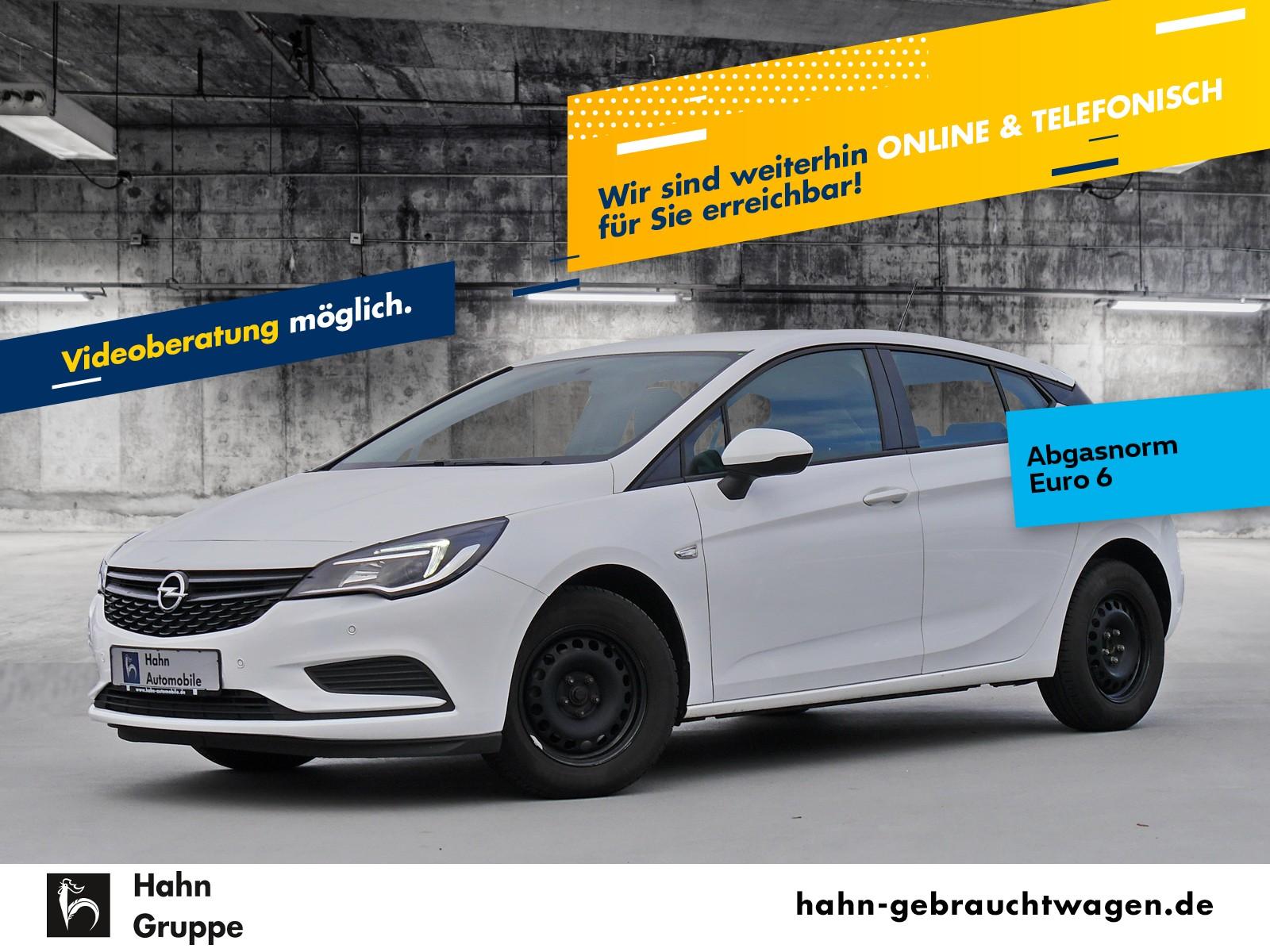 Opel Astra 1.4 Einparkh Klima Radio elektr. Fensterh, Jahr 2016, Benzin