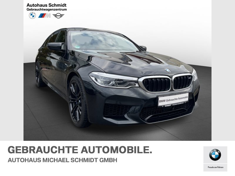 BMW M5 Limousine M DRIVERS+SOFT CLOSE+HARMAN KARDON+, Jahr 2018, Benzin