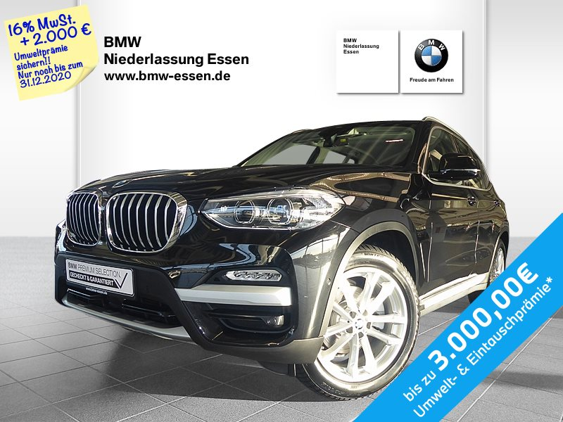 BMW X3 xDrive20d xLine, Jahr 2020, Diesel