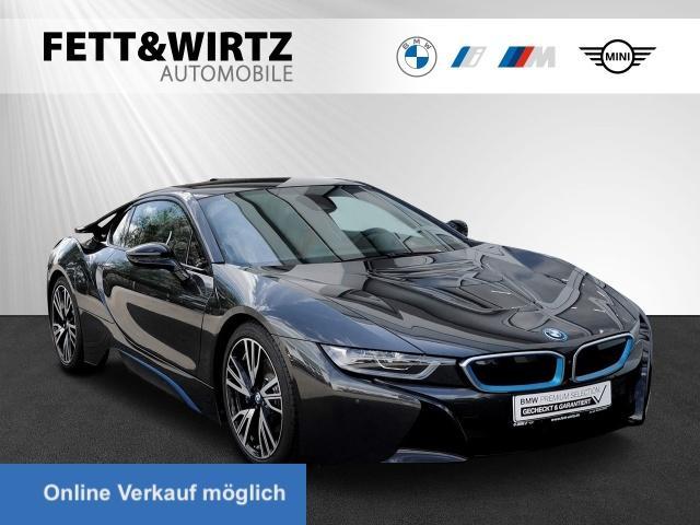BMW i8 Coupe Laser HUD H/K 20'' Leas ab 1025,- br.o.A, Jahr 2020, Hybrid