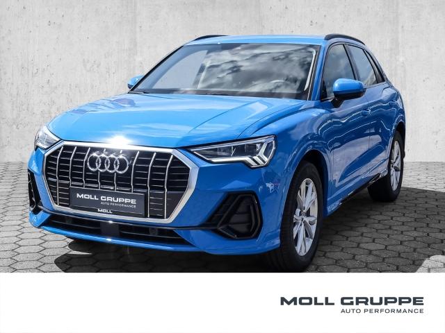 Audi Q3 35 TDI S line Sport S tronic (Virtual Cockpit*LED*Apple CarPlay), Jahr 2019, Diesel