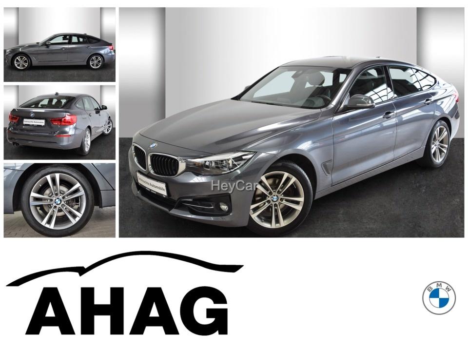 BMW 320 Gran Turismo GT Sport Line Aut. Navi Business, Jahr 2017, Diesel