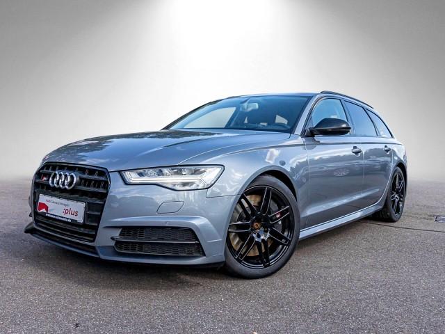 Audi S6 Avant 4.0 TFSI quattro S tronic air/Luft LED, Jahr 2016, Benzin