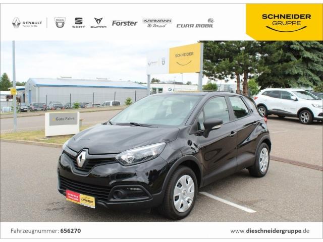Renault Captur ENERGY TCe 90 S&S eco Expression, Jahr 2015, Benzin