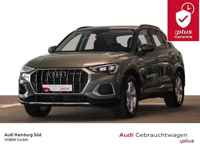 Audi Q3 35 TFSI advanced S tronic VIRTUAL/AHK/DABL, Jahr 2020, Benzin