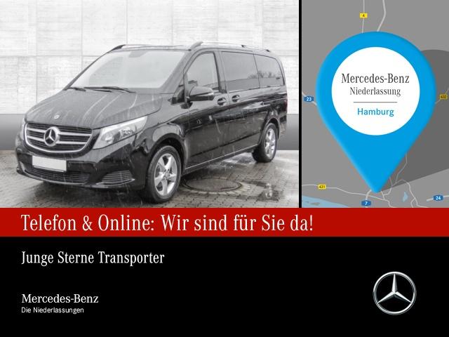 Mercedes-Benz V 220 BlueTEC Lang 7-Sitzer Park-Ass. Navi AHK, Jahr 2017, Diesel