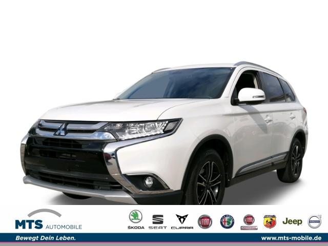 Mitsubishi Outlander Edition 100 2WD 2.0 MIVEC R-Kamera,DAB,ZV, LM uvm..., Jahr 2017, Benzin