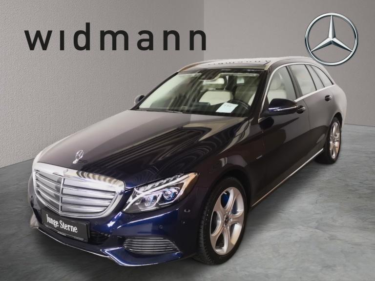 Mercedes-Benz C 350 e T Exclusive*Comand*Pano.-Dach*LED*AHK, Jahr 2017, Hybrid