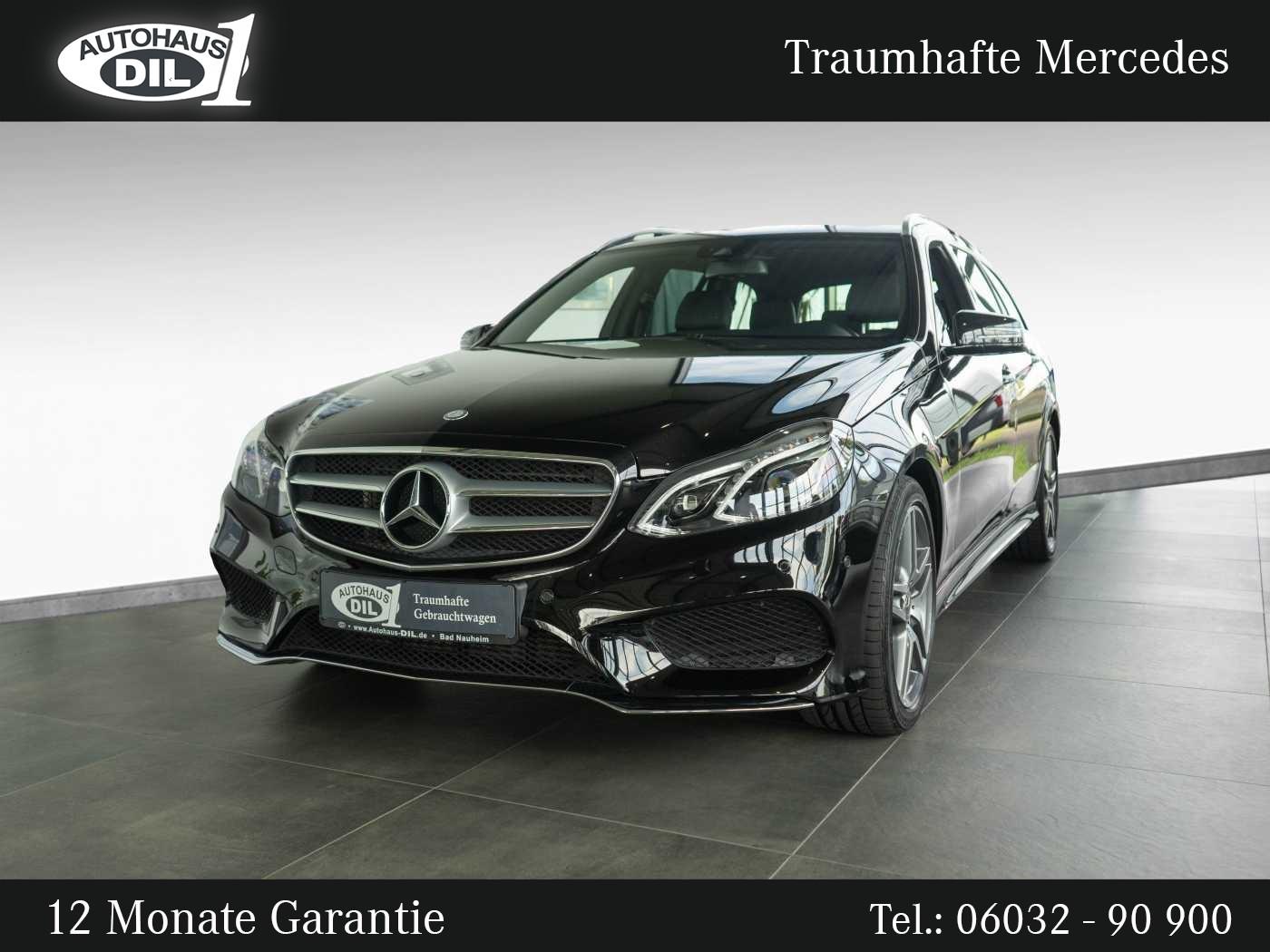 Mercedes-Benz E 200 T CDI 7G-TRONIC *SHZ*Sport-Paket AMG*, Jahr 2013, Diesel