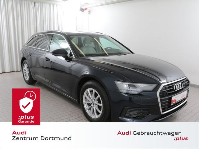 Audi A6 Avant 45TFSI ACC/Navi+/Leder/AHK, Jahr 2019, Benzin