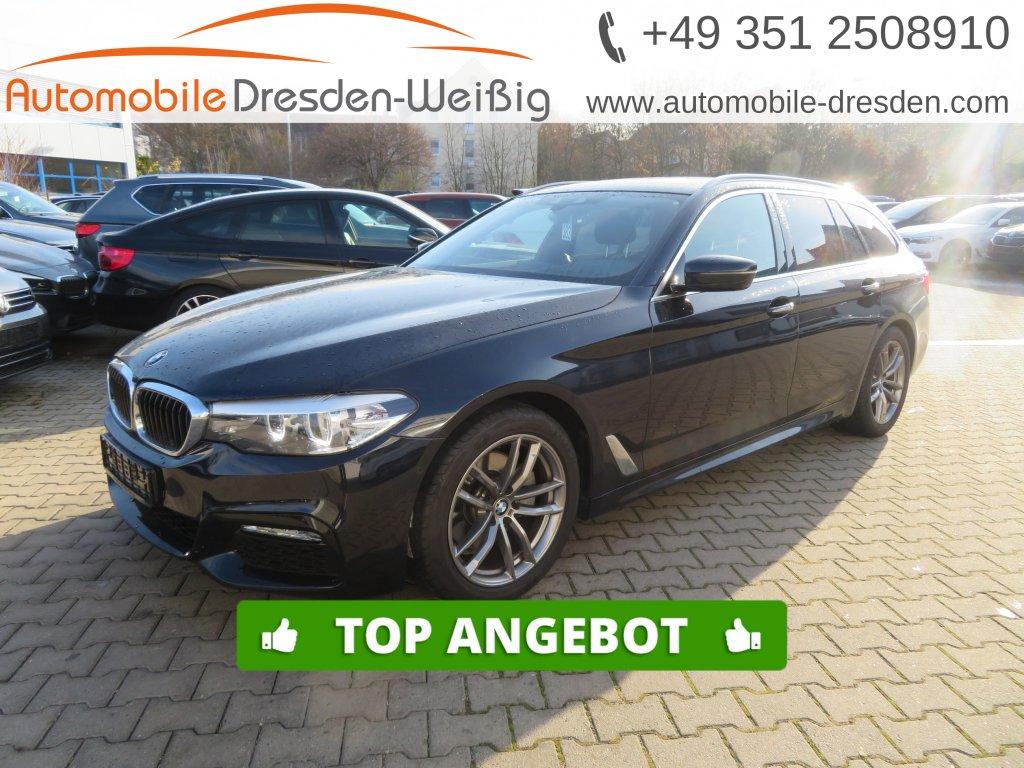 BMW 520 d Touring M Sport*Navi Prof*HeadUp*Kamera*, Jahr 2017, Diesel