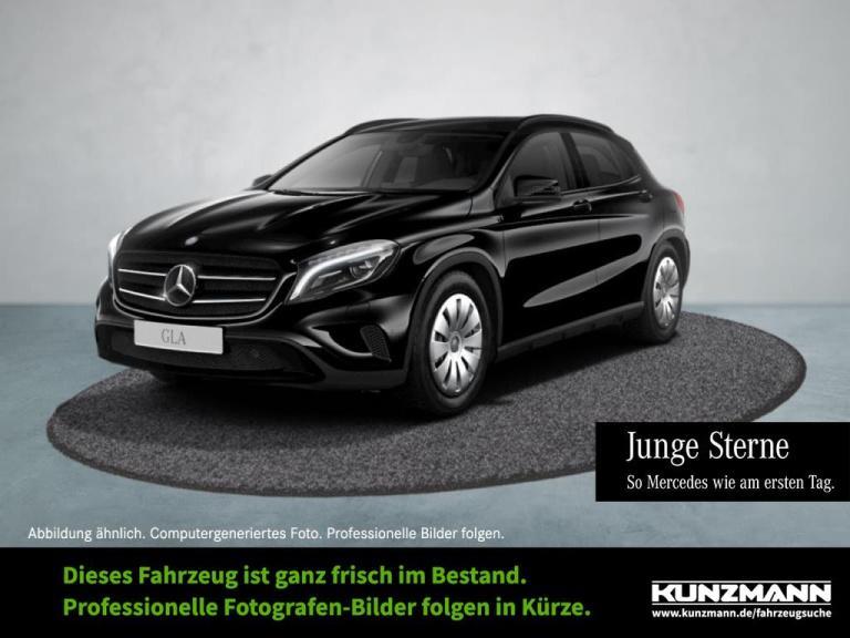 Mercedes-Benz GLA 180 d Score Urban Night Navi Bi-Xenon ParkP, Jahr 2016, Diesel