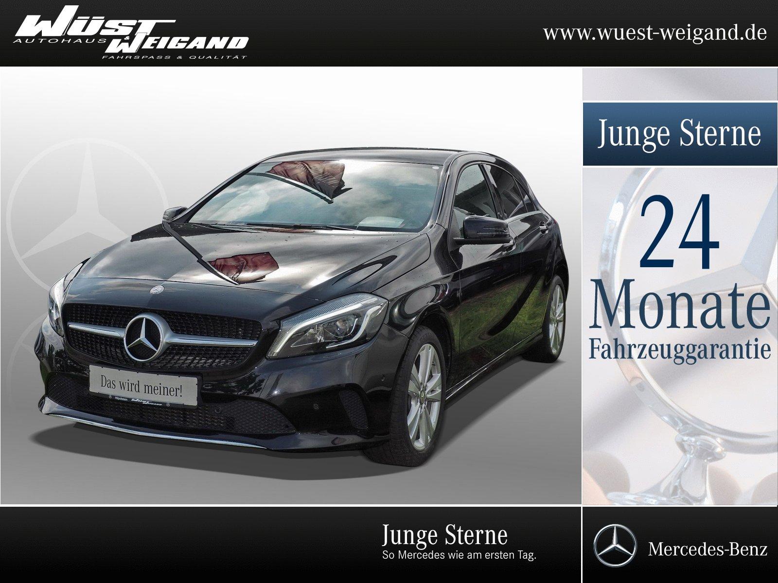Mercedes-Benz A 250 Urban Autom.+Navi+Memory+SHZ+AHK+Kamera, Jahr 2017, Benzin