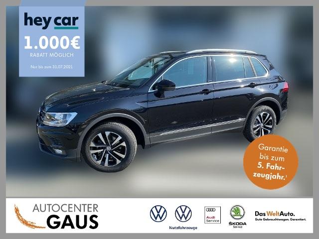 Volkswagen Tiguan Comfortline 2.0 TDI DSG 4M AHK Pano Navi, Jahr 2020, Diesel