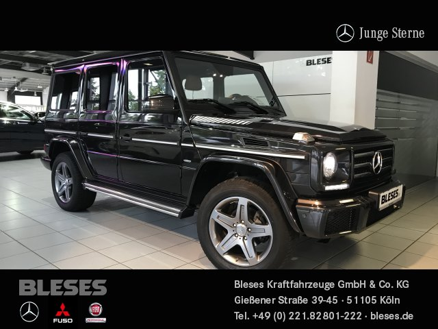Mercedes-Benz G 350 d +LIMITED EDITION+ COMAND APS/SHD/Styling, Jahr 2018, Diesel