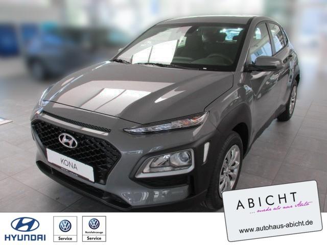 Hyundai Kona 1.0 T-GDI 2WD PURE KLIMA TEMPOMAT BLUETOOTH, Jahr 2019, petrol