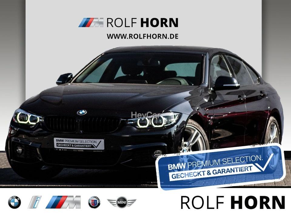 BMW 420 Gran Coupe M Sportpaket Navi LED DAB PDC, Jahr 2020, Benzin