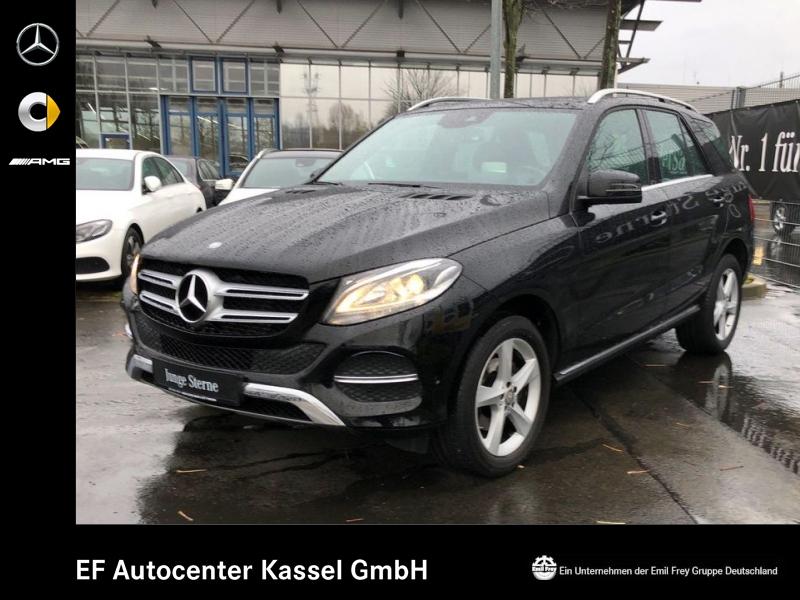 Mercedes-Benz GLE 350 d 4M*Panodach*360°*Comand*Fond-Sitzheizung, Jahr 2015, diesel