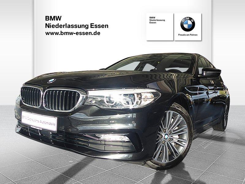 BMW 540i xDrive Limousine Sport Line, Jahr 2017, Benzin