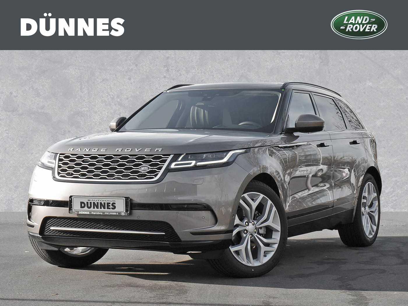 Land Rover Range Rover Velar D240 SE, Jahr 2017, Diesel