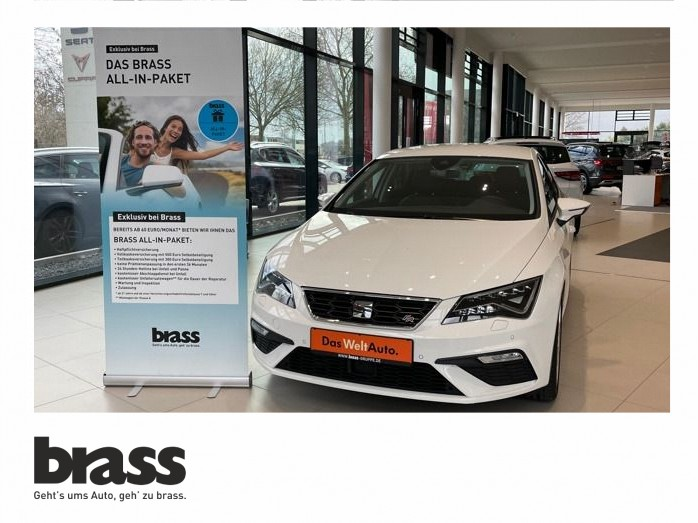 Seat Leon 1.4 TSI ACT FR, Jahr 2018, Benzin