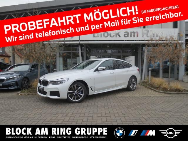 BMW 630d xDrive Gran Turismo M Sport AHK HUD GSD LED, Jahr 2018, Diesel