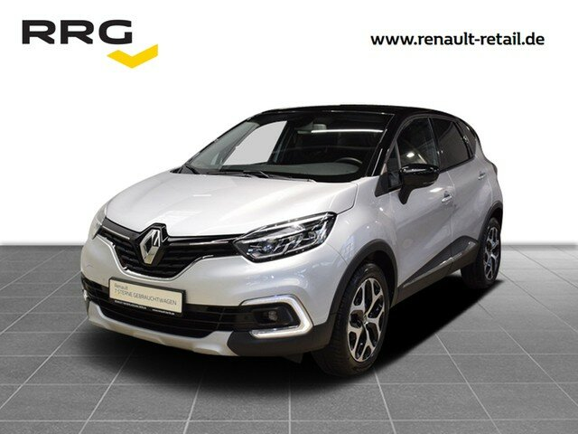 Renault CAPTUR 1.3 TCE 150 COLLECTION AUTOMATIK SUV, Jahr 2019, Benzin