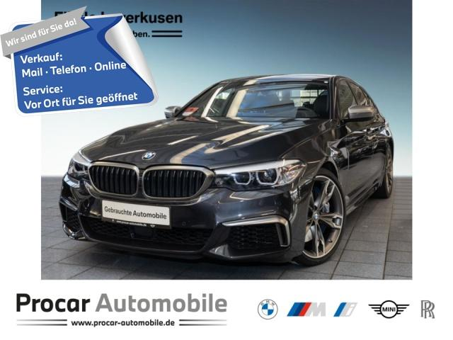 BMW M550i xDrive Alarmanlage Navi Prof. Head-Up HK, Jahr 2017, Benzin