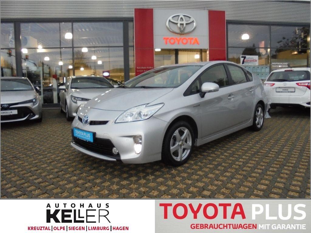 Toyota Prius (Hybrid) Life, Jahr 2012, hybrid