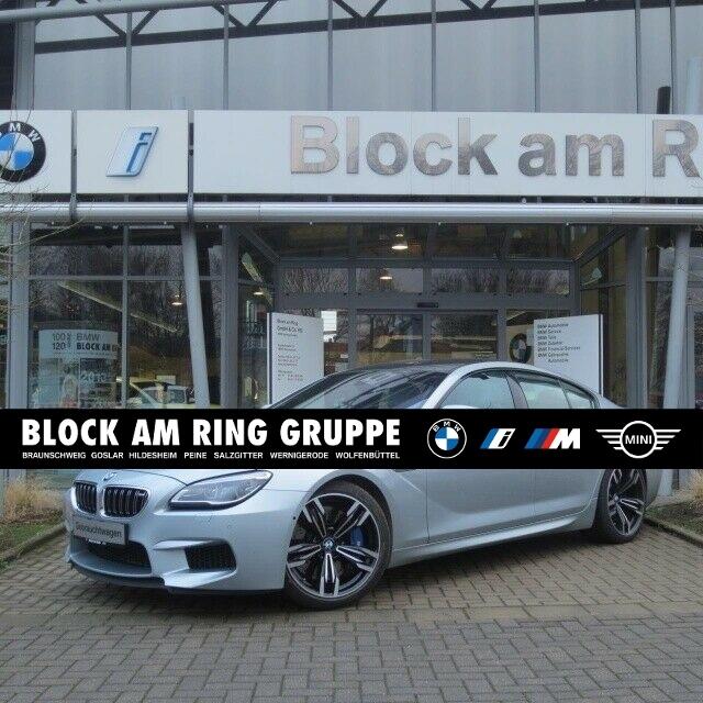 BMW M6 Gran Coupé, Jahr 2017, Benzin
