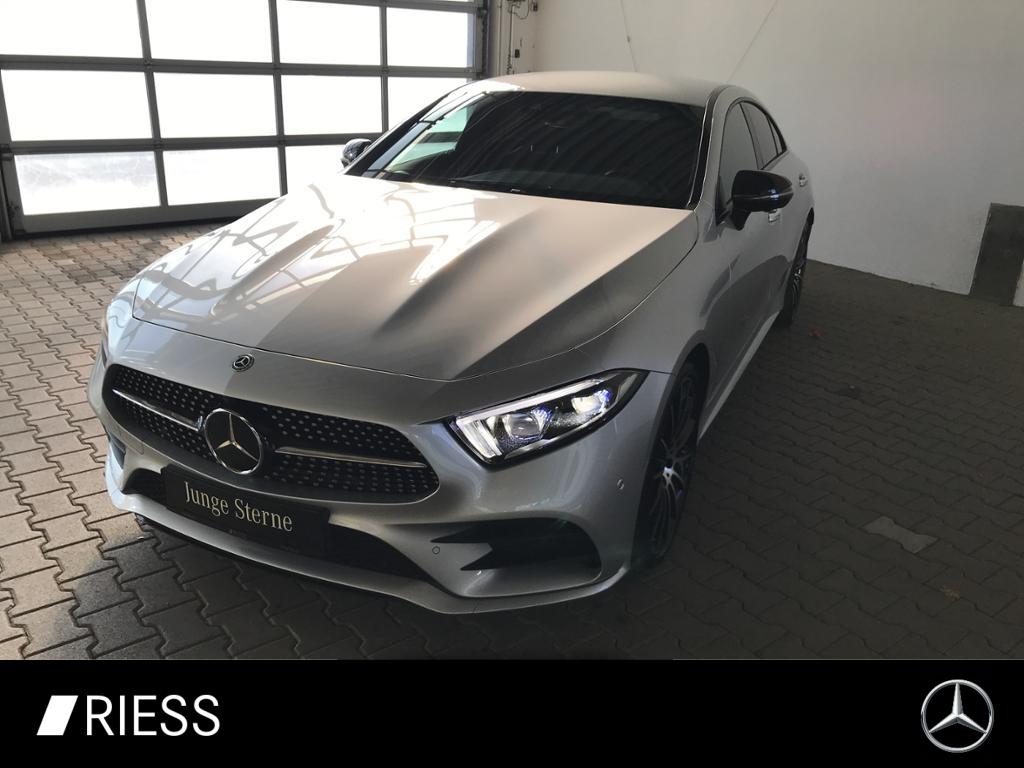 Mercedes-Benz CLS 400 d 4M AMG Night Standhei 360° Burme Wide, Jahr 2019, Diesel