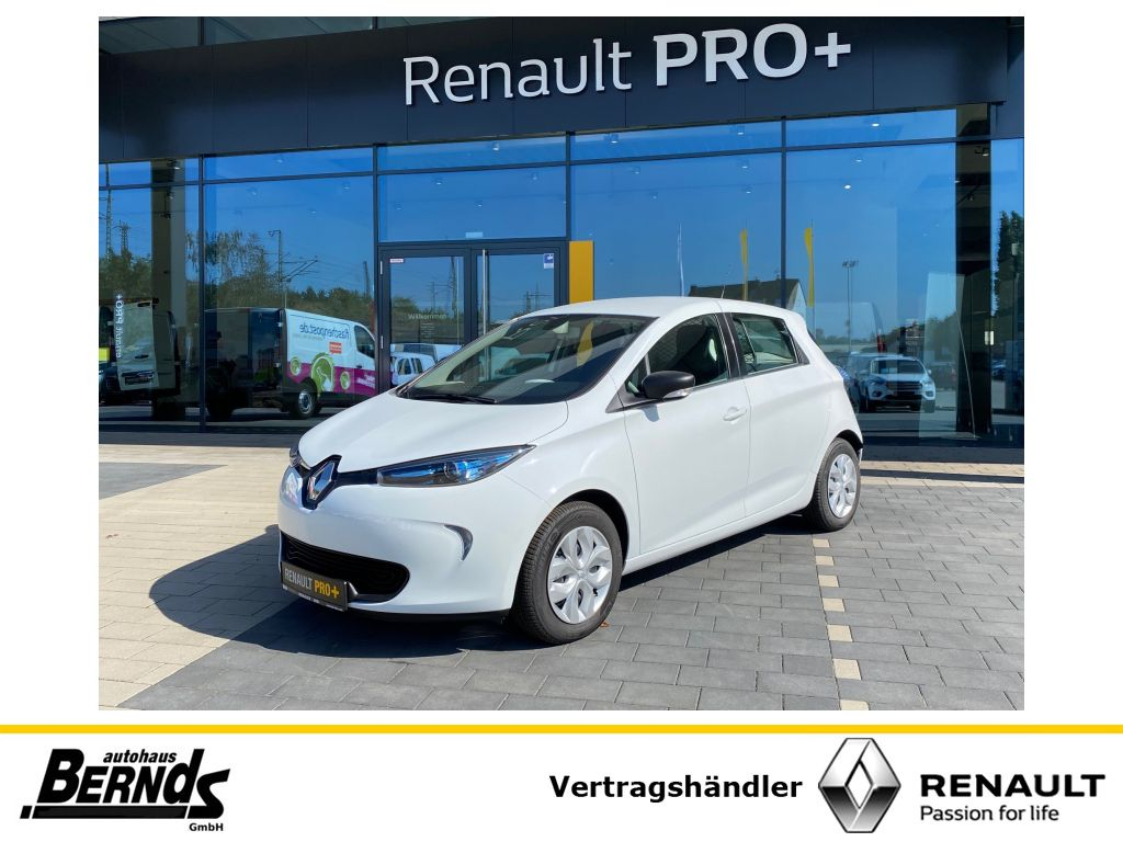 Renault ZOE CARGO Z.E.40 *zzgl. Batteriemiete* NAVI,PDC, Jahr 2020, Elektro