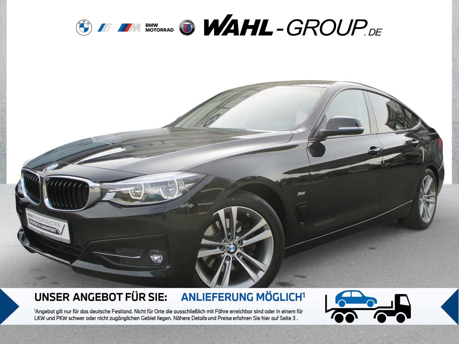 BMW 330d xDrive Gran Turismo Sport Line   Head-Up DAB Navi Prof., Jahr 2017, Diesel