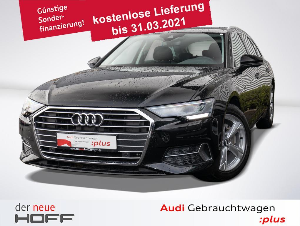 Audi A6 Avant Sport Leder Kamera Navi Smart Phone Int, Jahr 2020, Diesel