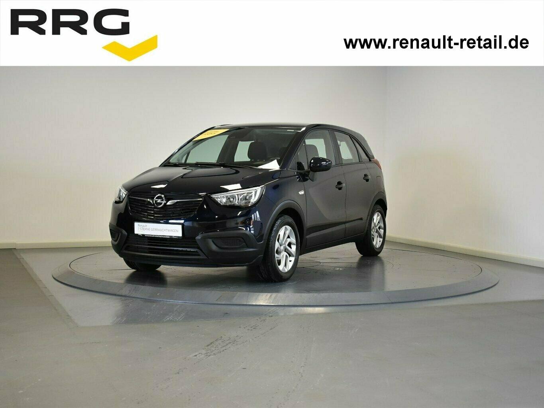 Opel Crossland X 1.2 Turbo Innovation HU+Inspektion n, Jahr 2019, Benzin