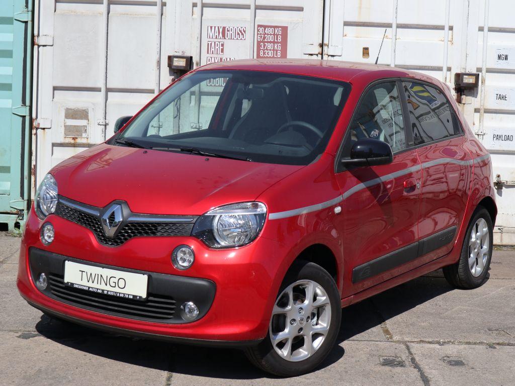 Renault Twingo ENERGY TCe 90 LIMITED 2018, Jahr 2019, Benzin