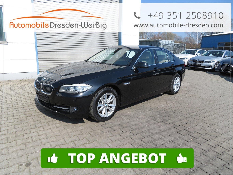 BMW 525dA xDrive*Navi*Leder*Hifi*AHK, Jahr 2012, Diesel