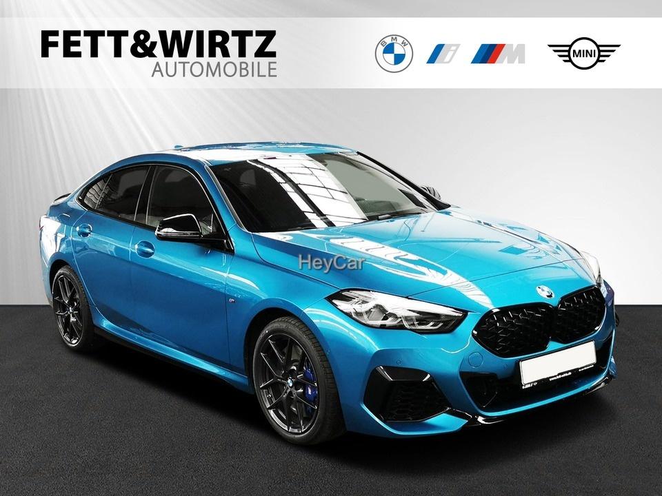 BMW M235 i xDrive Gran Coupe HUD LED LiveCockpit SHZ, Jahr 2019, Benzin
