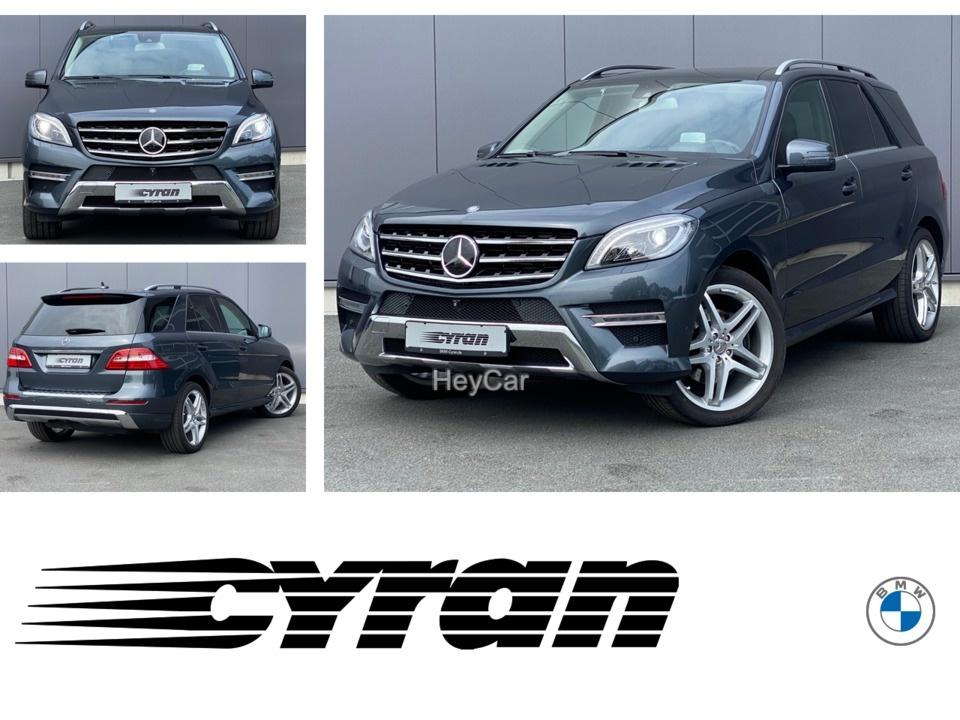 Mercedes-Benz ML 350 (HeadUp Xenon Bluetooth Navi Klima), Jahr 2015, Diesel